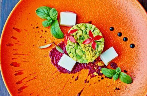 La ricetta della tartare di avocado di Marco Bianchi