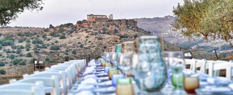 Scoprire Agrigento attraverso 5 piatti dello chef Nino Ferreri