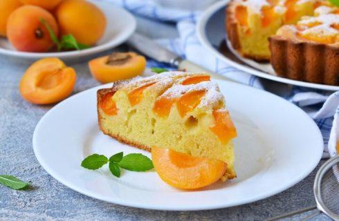 La ricetta della torta di albicocche di Cotto e Mangiato