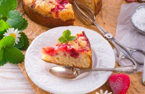 La ricetta della torta millefrutti per la colazione