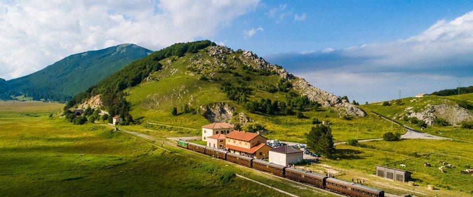 Torna il Treno del Vino sulla Transiberiana d'Italia