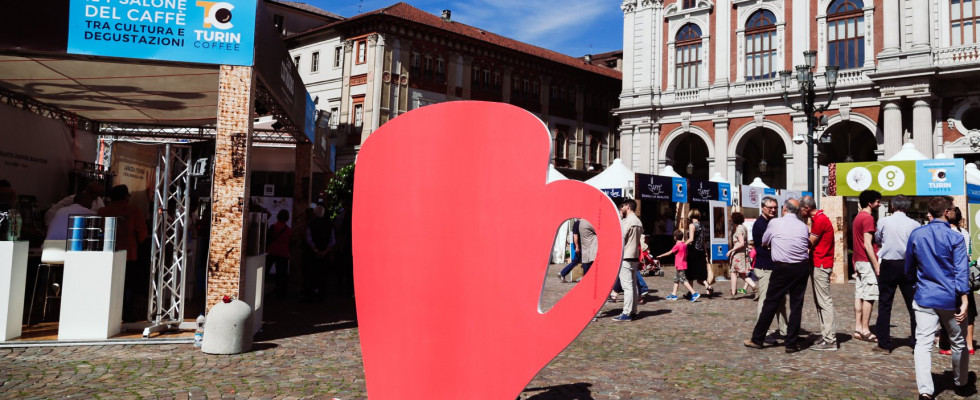 Coffee aficionados, non perdete il Turin Coffee questo weekend