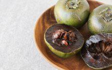 Zapote nero, il frutto che sa di cacao
