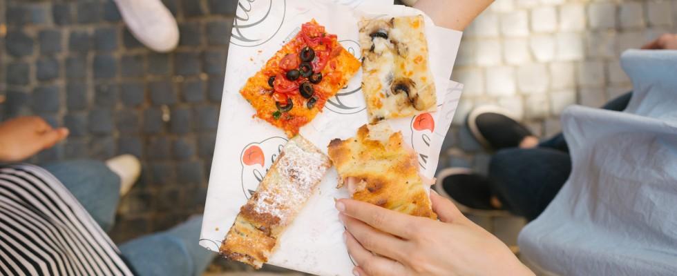 Come aprire un franchising di pizza al taglio romana: intervista a Domenico Giovannini di Alice Pizza