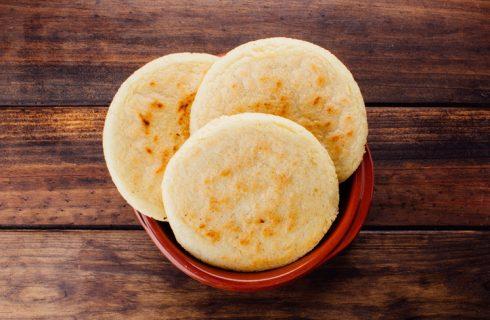 Arepas venezuelane, la ricetta originale