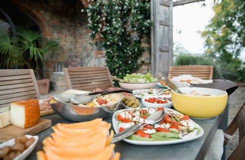 15 ricette per una cena estiva leggera