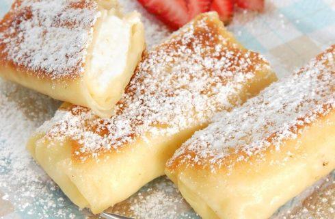 La ricetta dolce delle dita degli apostoli