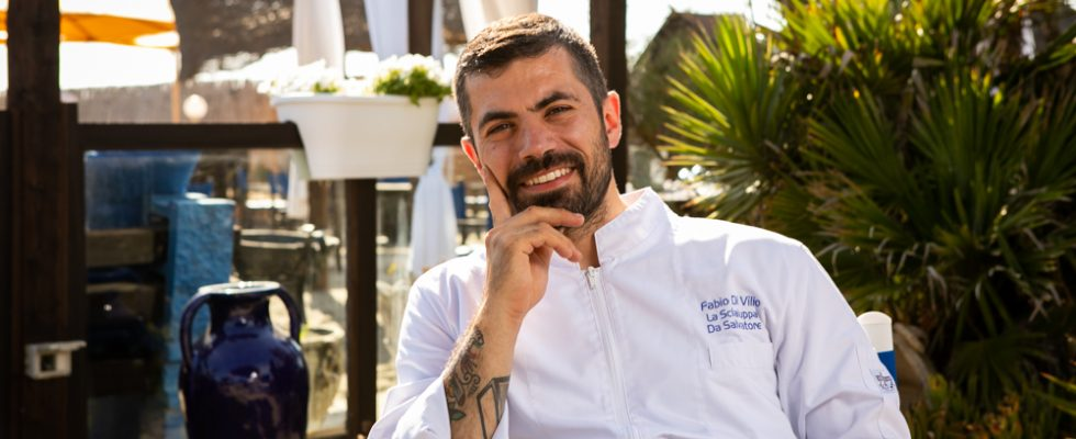 Giovani chef e tradizione: Fabio di Vilio