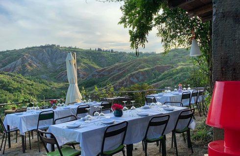 6 locali perfetti per mangiare sui Colli Bolognesi