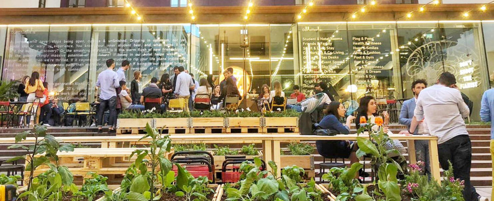Nuove aperture a Firenze: è l'estate degli urban garden