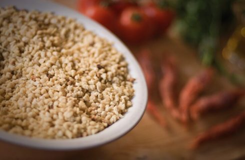 Fregola sarda, la ricetta con verdure