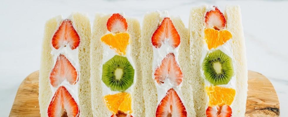 Non solo salato: la moda dei dessert sandwich