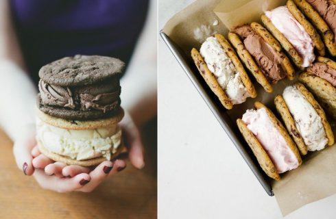 Gelato biscotto al cioccolato, la ricetta