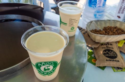 Horchata, la rinfrescante bevanda spagnola