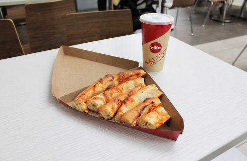 Una pizzeria ha deciso di vendere solo la crosta della pizza