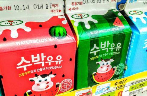 Il cioccolato è out: il latte aromatizzato spopola in Giappone e Corea
