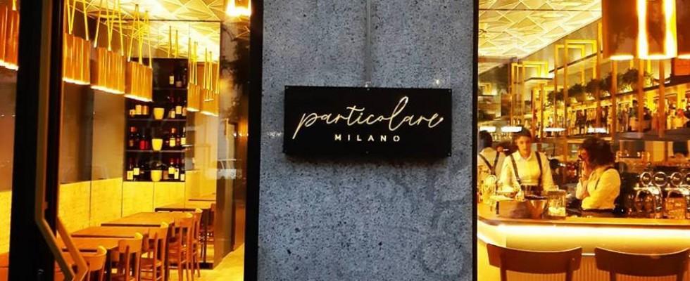 Particolare, Milano
