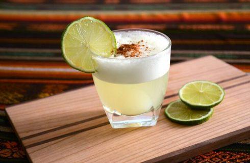 Pisco sour, la ricetta originale del cocktail peruviano