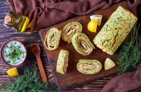 Polpettone di zucchine, la ricetta col Bimby