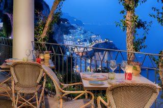 Ristorante dei Cappuccini, Amalfi