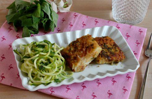 Scaloppe di baccalà: secondo piatto veloce e profumato