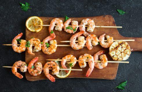 Gamberi: le 10 ricette migliori da cucinare subito