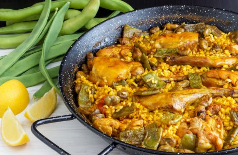 How to: come fare la tipica paella valenciana