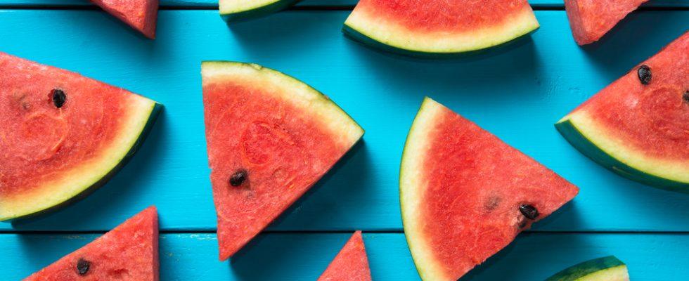 Anti-spreco: come usare un'anguria dalla buccia ai semi