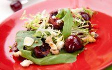 A fine stagione: ciliegie nei piatti salati