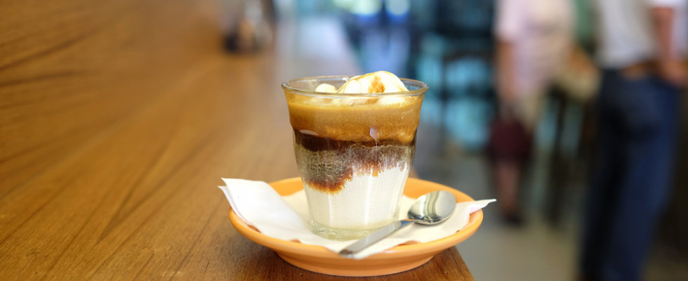 Affogato: dove si mangia questo dessert un po' vintage?