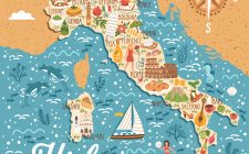 Tradizioni italiane: gli street food storici