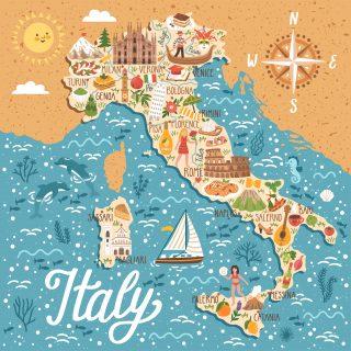 Tradizioni italiane: gli street food storici regione per regione