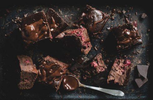 La ricetta della torta cioccolato e ciliegie senza glutine
