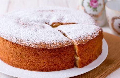 La ricetta originale della torta sabbiosa