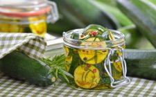 Le zucchine sott'olio con la ricetta della nonna