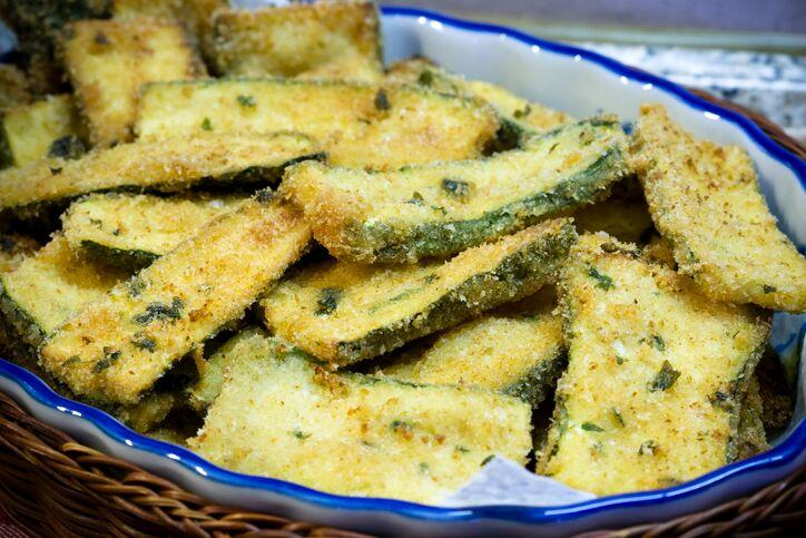 Ricetta Zucchine Trombetta.Le Ricette Con Le Zucchine Trombetta Da Fare In Estate Gustoblog
