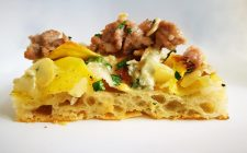 Creare una pizza tradizionale con i PAT