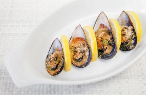 Cozze gratinate, la ricetta di Anna Moroni