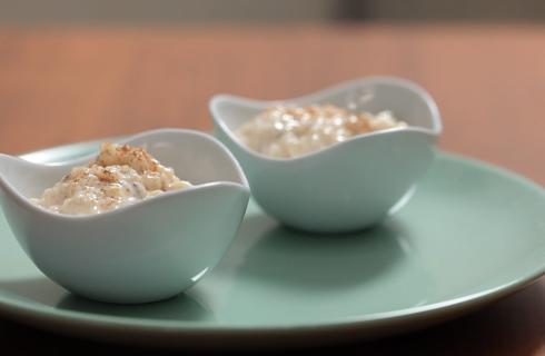Crema di riso: per ritornare bambini