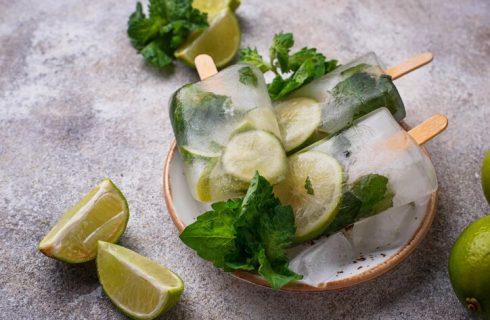 Ghiacciolo al Prosecco e altri drink congelati per l'estate