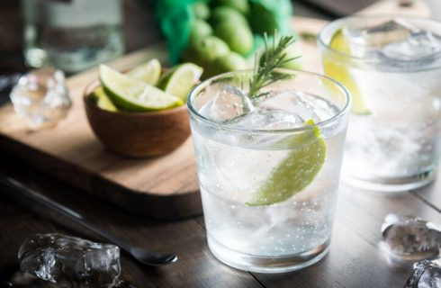 Gin tonic, dosi e ricetta
