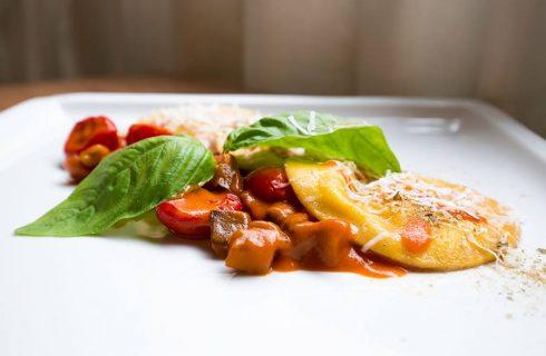 Roma: perché mangiare vegetariano al Margutta