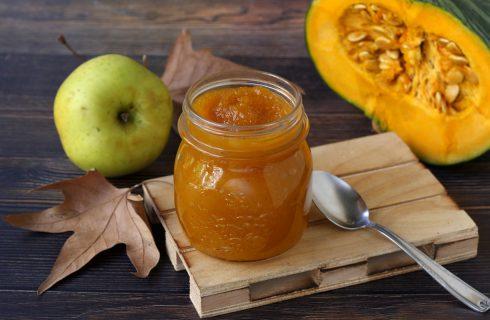 Confettura di mele e zucca, coccola d'autunno