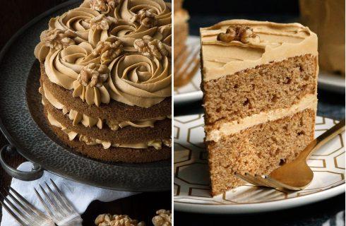 Torta moka, ricetta