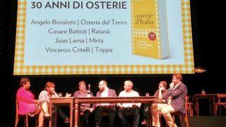 Quali sono le migliori osterie d'Italia secondo Slow Food?