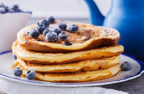 Pancake, la ricetta facile e veloce