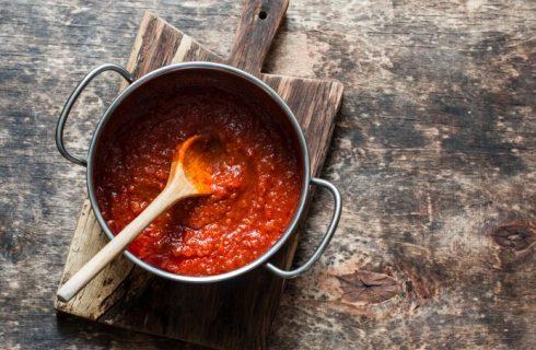 Pomarola toscana fatta in casa, la ricetta semplice