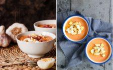 Come si prepara la minestra fredda spagnola