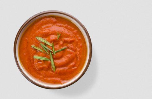 Il sugo ai peperoni con la ricetta per il Bimby