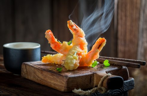 How to: come preparare la tempura giapponese